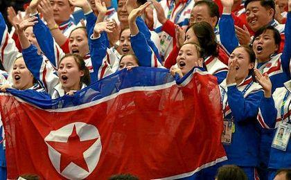 Corea del Norte competirá en los Juegos.