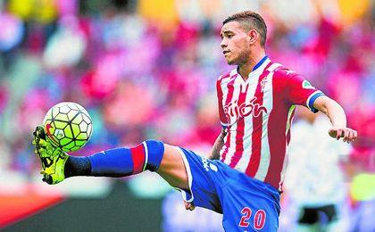 Sanabria llega hoy a Sevilla para firmar por el Betis.