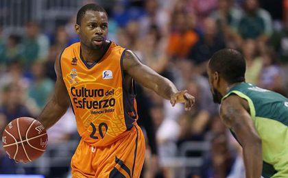 Lafayette ha elegido al Unicaja en vez de al Valencia Basket.