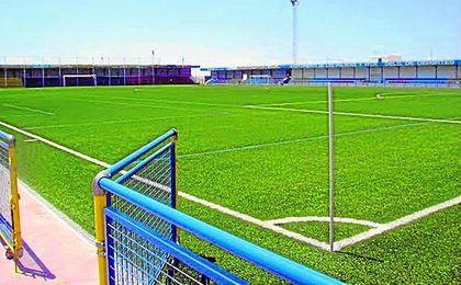 El Marismas es uno de los estadios de más solera del fútbol amateur sevillano.