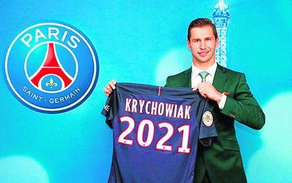 El Sevilla cree que 30 millones por Krychowiak está fuera de mercado.