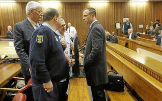 La Fiscal�a recurrir� la condena a 6 a�os impuesta a Pistorius por asesinato