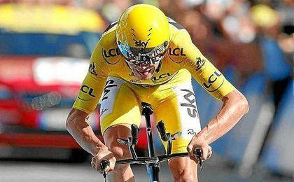 Froome quiere correr la Vuelta.