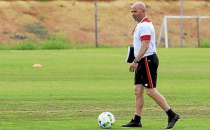 Sampaoli sigue en el punto de mira de Argentina.
