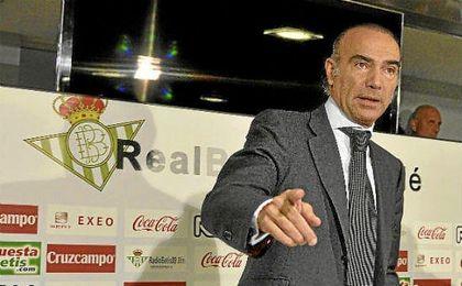 Luis Oliver, ex consejero deportivo del Betis