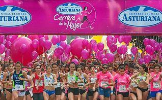 Inscripciones abiertas para la Carrera de la Mujer