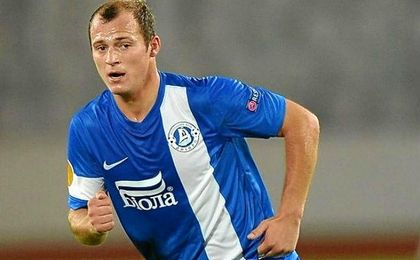 Roman Zozulya llega al Betis libre procedente del Dnipro.