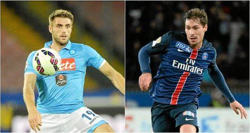David López y Stambouli son dos de los deseados para el puesto de pivote.
