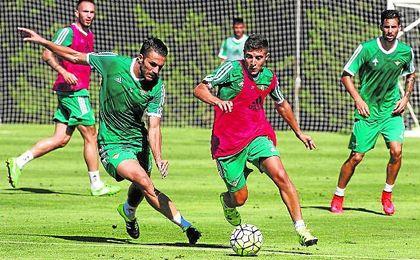 Xavi Torres y Portillo, en la órbita del Leganés.