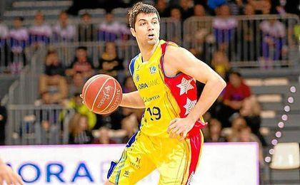 El Baloncesto Sevilla se hace con los servicios de Vojdan Stojanovski.