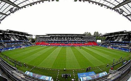 El Lerkendal Stadion de Trondheim será el escenario de la Supercopa de Europa 2016.