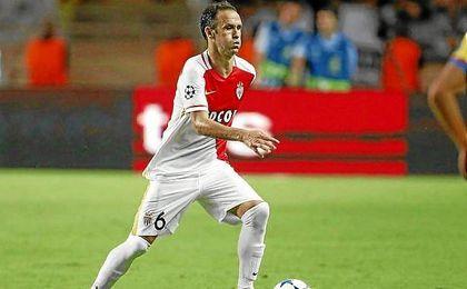 Carvalho ha jugado ´Champions´ con el Mónaco.