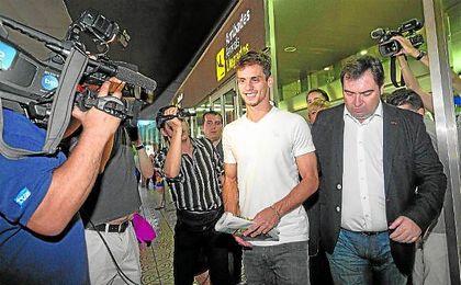 De concretarse su fichaje, Rodrigo Caio daría el Europa, después de haberlo visto truncado cuando estuvo cerca de Atlético y Valencia.