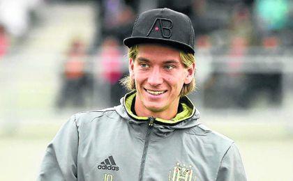 Praet cumplirá su contrato con el Anderlecht.