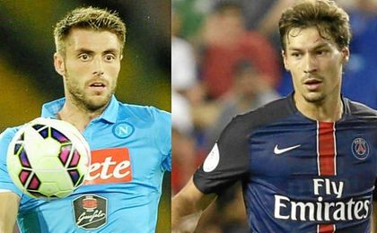 David López (Nápoles) y Stambouli (PSG) son dos de las opciones que baraja Torrecilla para apuntalar la ´sala de máquinas´ bética.