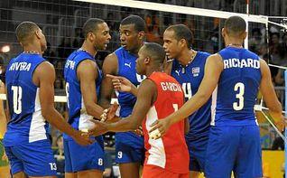 Acusados de violaci�n varios miembros del equipo de voleibol cubano