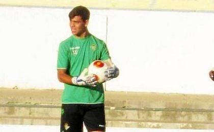 Garrucho jugó en el Betis.