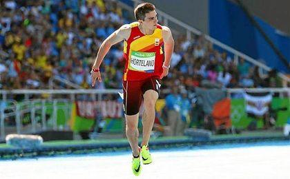 Bruno Hortelano volverá a correr a las 03:00 horas de la madrugada del miércoles al jueves, hora peninsular.