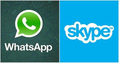 Bruselas estudia reforzar la seguridad de Whatsapp y Skype