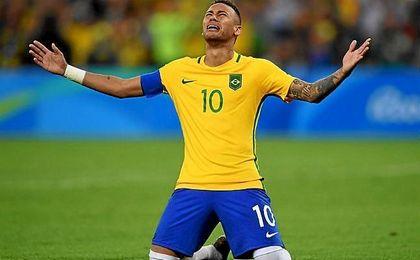 Neymar anotó el penalti definitivo.