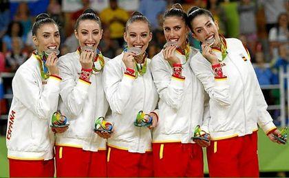 España brilló en los JJOO de Río.