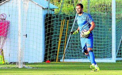 El cancerbero madrileño no ha parado de ganar importancia en el equipo desde su llegada en 2014.