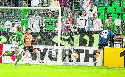 Hace algo más de una década, Rubén Castro decidió el choque a favor de los coruñeses en el minuto 93.