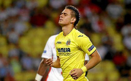 El Villarreal no ha podido remontar en Mónaco.