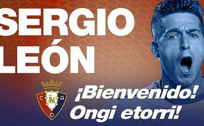 Sergio León fue el máximo goleador de Segunda División el curso pasado.