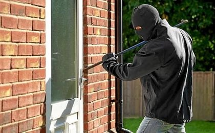 En los meses de verano suelen aumentar los robos en las viviendas.