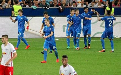 El argelino Soudani es uno de los goleadores del equipo.