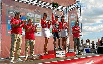 Quintana, nuevo líder de la Vuelta a España.