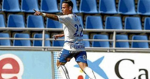 Nano abandona el Tenerife para jugar en Primera de la mano del Eibar.