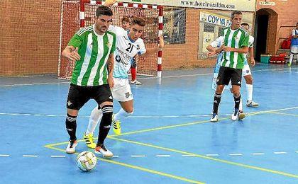 Trabajada victoria del Real Betis Futsal para llegar a la final de la Copa de Andalucía.