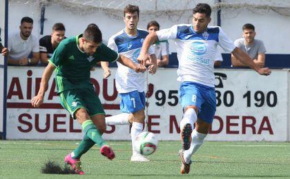 Castilleja y Betis tuvieron un disputado debut en Tercera.