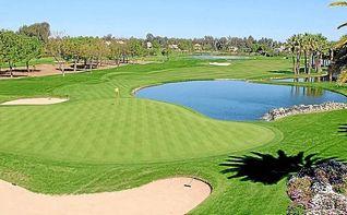 El Real Club de Golf de Sevilla se estrena como sede del Circuito Miguel �ngel Jim�nez