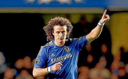 Chelsea y PSG acuerdan el traspaso de David Luiz.