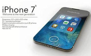 Conoce lo que costar� el nuevo iPhone 7