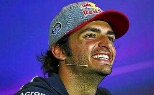 Sainz (Toro Rosso): �No estoy satisfecho con el ritmo�