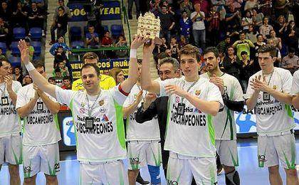 Final de la Copa del Rey 2016 de balonmano.
