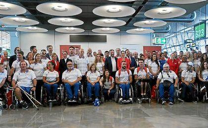 Los Juegos Paral�mpicos comenzar�n en d�a 7 de septiembre.