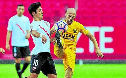 Borja Lasso ha sido de los mejores en el arranque del filial en Segunda.