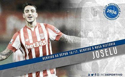 """Joselu: """" Me fui del Celta con 18 años y ha llovido mucho. Soy totalmente diferente""""."""