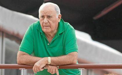 Amancio Ortega, due�o de Inditex.