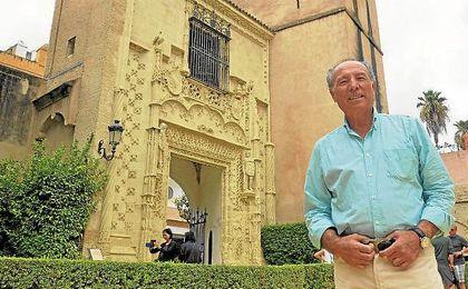 Antonio Campos, presidente de la Asociación Española de Criadores de Caballos Anglo-árabes (AECCAá).