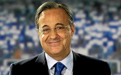 """Florentino Pérez calificó la sanción de la FIFA de """"profundamente injusta""""."""