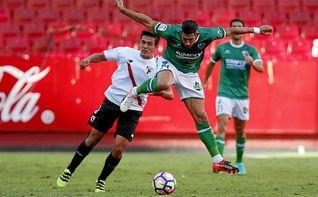 Sevilla Atl�tico 2-0 Huesca: Primera victoria del curso del filial