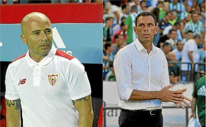 Jorge Sampaoli y Gustavo Poyet se estrenan en un derbi