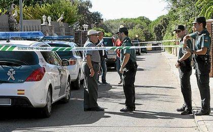 La Guardia Civil sigue investigando el asesinato de la familia en Guadalajara.