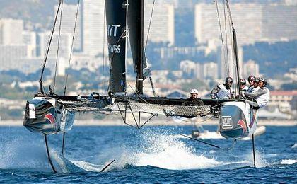 Circuito Mundial de catamaranes de la clase GC32 de Sotogrande.